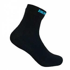 Носки DexShell ULTRA THIN SOCKS black фото