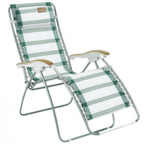 Фото шезлонг camping world capri green
