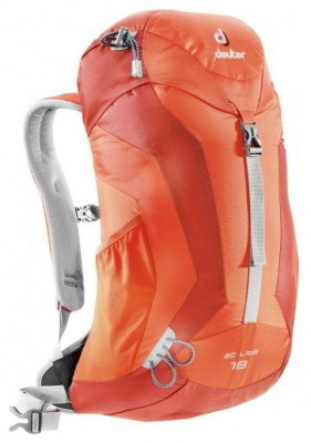 Фото рюкзак deuter ac lite 18 orange/lava