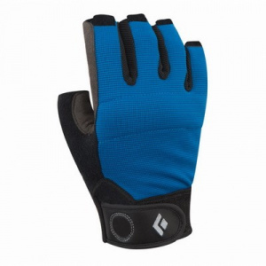 Фото перчатки black diamond crag half-finger cobalt