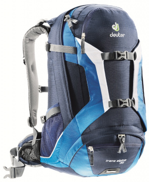 Фото велорюкзак deuter trans alpine 30 midnight/ocean