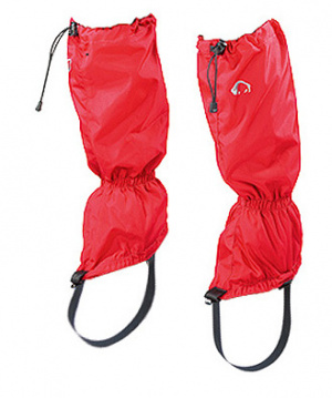Фото гамаши tatonka gaiter  420 hd red