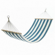 Гамак KingCamp CANVAS HAMMOCK blue с планкой