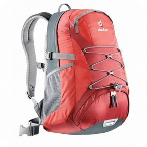 Фото рюкзак deuter spider 22 cranberry/fire