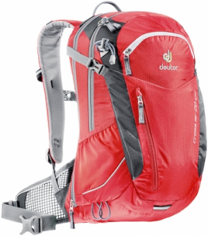 Фото рюкзак deuter cross air 20 exp fire/black