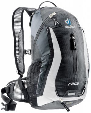 Фото рюкзак deuter race 10 black/white