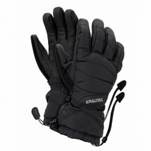 Фото перчатки marmot wm's moraine glove black