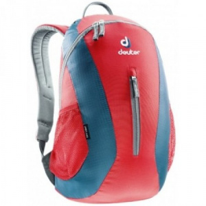 Фото рюкзак deuter city light 16 fire/arctic