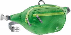 Фото сумка поясная deuter belt ii emerald/kiwi